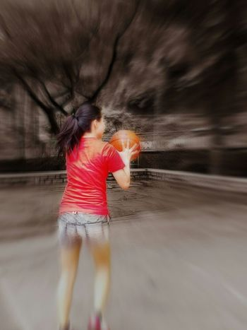I Love Basketball♥