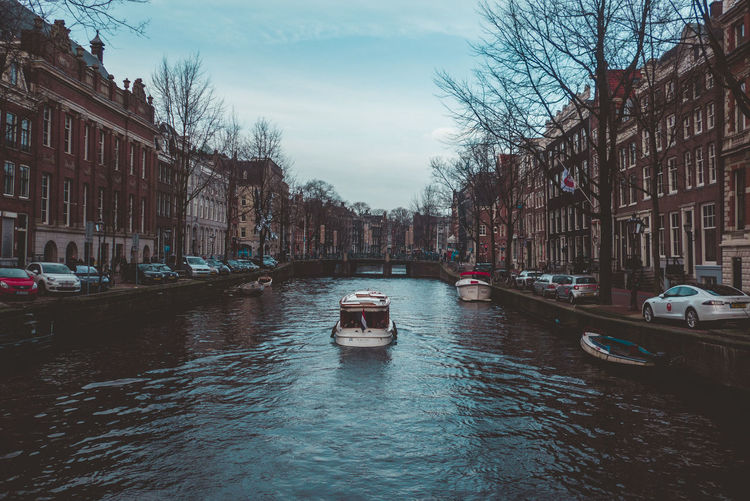 The canals of