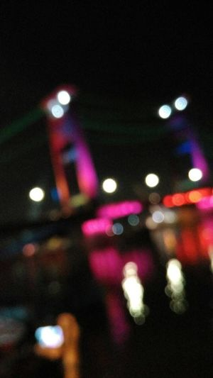 blurry. Palembang Exploreindonesia
