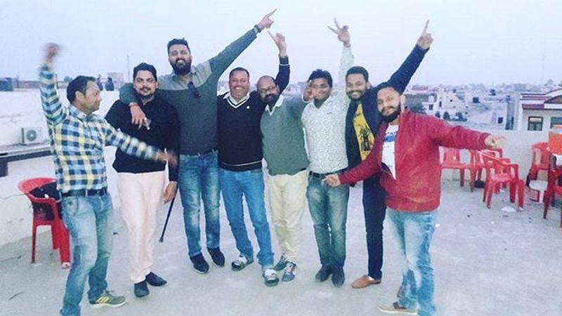 Basant Fzr Nazaare Bhangra PB05 BasantFerozepurDi Love
