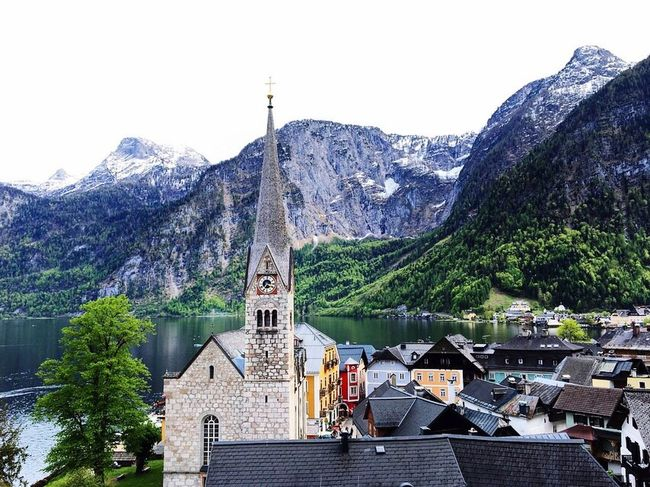 Hallstatt Hallstatt, Austria