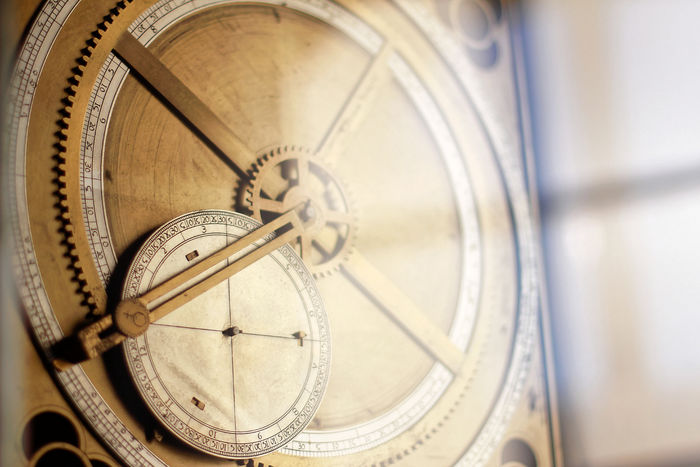 The clock is ticking....tik tok.... Photo taken in Leonardo da Vinci Museum of technology and science in Milan. Hour Italia Mediolan Milan Milano Technology Museum Clock Close-up Da Vinci Horizon Over Water Italy Museum Old-fashioned Technology Time Watch EyeEmNewHere