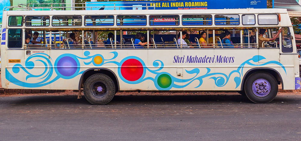 Blue Blue Wave Bus Bus Stop Car Colourful Desi Grafiti On Bus India Land Vehicle Manipal Mode Of Transport Old Parking People Road Street Street Photography Streetphotography Showing Imperfection Transportation Transportation People Udupi Showcase April Telling Stories Differently The Photojournalist - 2017 EyeEm Awards Neon Life