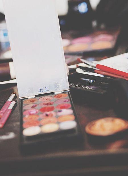 Makeup Art Colors Behind The Scene Beauty 43 Golden Moments Fine Art Photography
