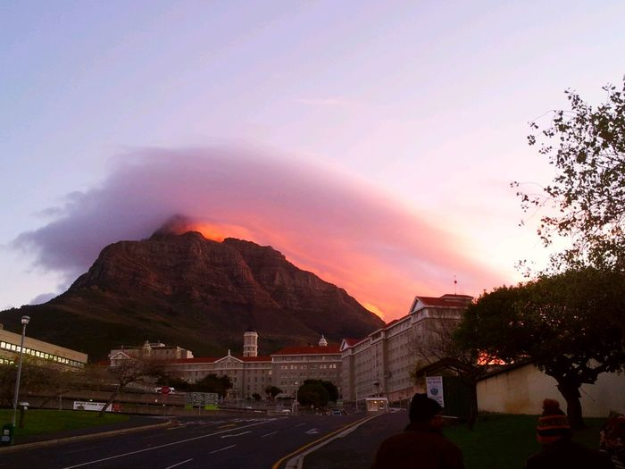 Table Mountain My Cape Town I Love Cape Town Sky And Mountains