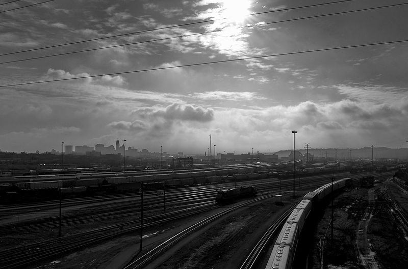 City and Trains