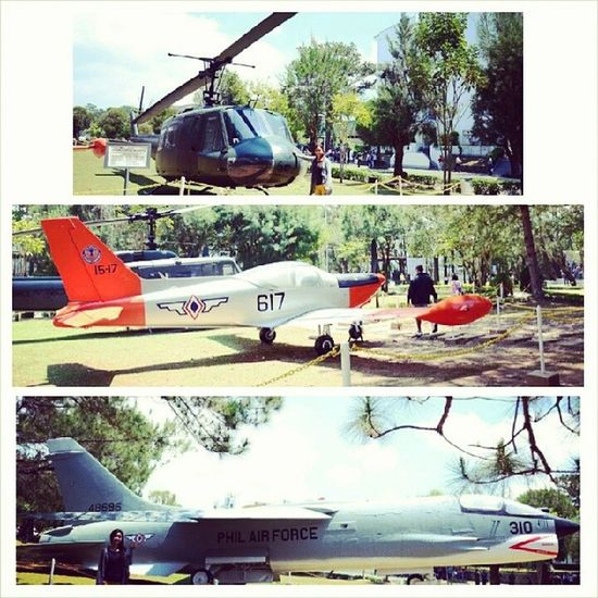 Who wants a ride? Airforce Pma
