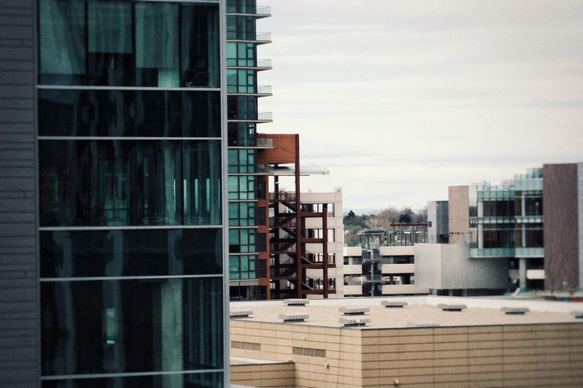 Watching Architecture City Built Structure Building Exterior Sky Outdoors Cityscape