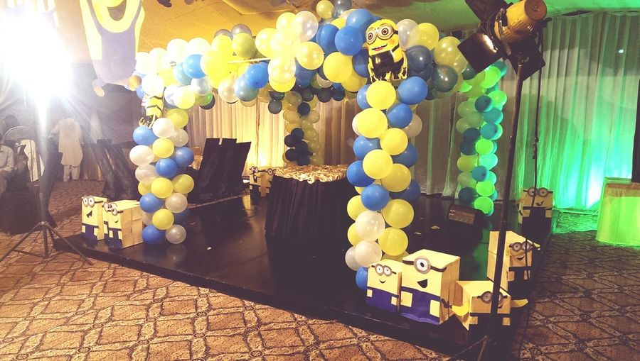 Minions theme birthday Check This Out