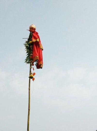 Gudhi Marathi New Year Marathi Marathi Festival Gudhi Padwa Gudhi Sky