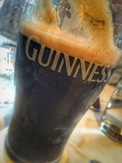 Good grief! Guinness!!
