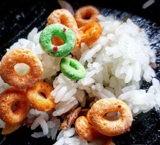 Kids Weird Combination Food Cereal Riceworld