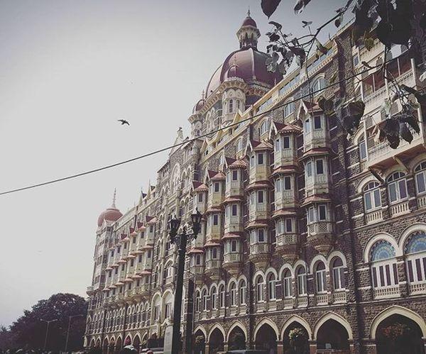 Taj StandingTALL Indiapictures Storiesofindia India Mumbai Epic