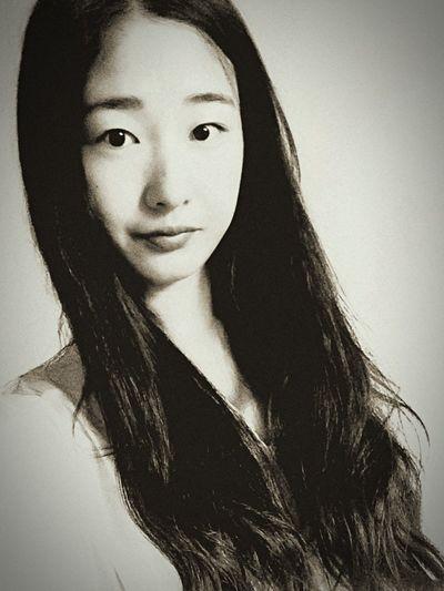 Coucou!À Nanking,ça pleut☔️Mais je suis contente 😜 That's Me Hi!