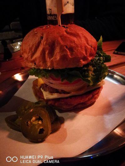 4Rest Ddukseom Cheese Burger Food