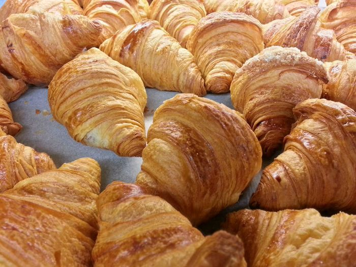 Croissant before lunch Food Baked Large Group Of Objects Mini Croissant Sandwiches Mini Croissant Mini Croissants Food And Drink Abundance Croissant Full Frame Backgrounds French Food Close-up Wholegrain Ready-to-eat