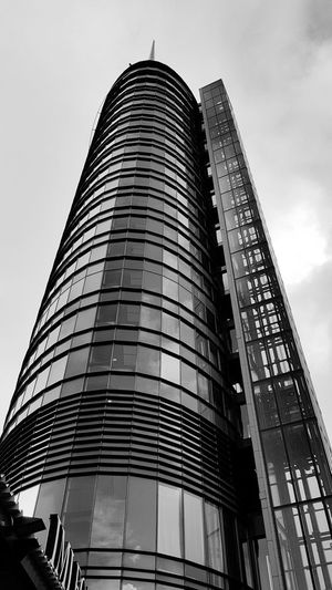 Architecture Modern Business Finance And Industry Steel Built Structure Skyscraper Low Angle View Building Exterior Business Sky City Office Travel Destinations Day Futuristic Outdoors No People