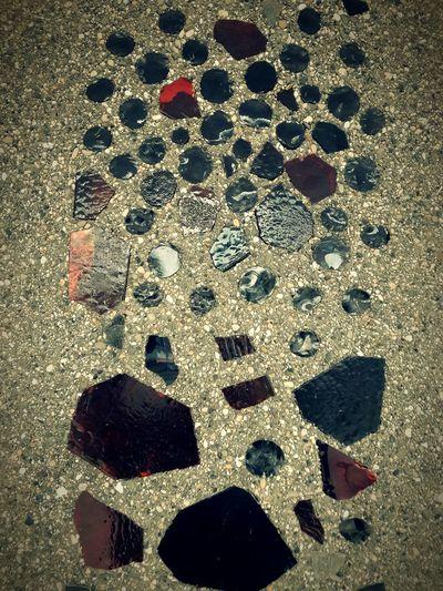 rocks in the