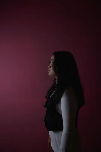 expression Dark Light Colour Darklight Girl Girls People Pink Color Potrait Inner Power Capture Tomorrow International Women's Day 2019