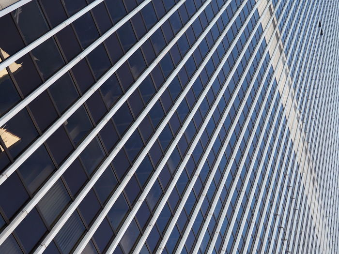 Architecture Backgrounds Building Exterior Built Structure City Day Financial District  Full Frame Futuristic Low Angle View Modern No People Office Building Outdoors Pattern Repetition