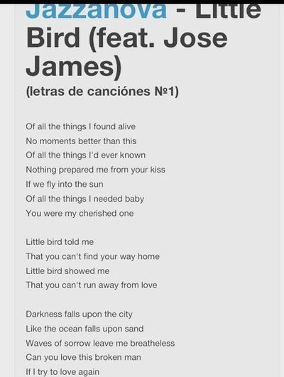 Jose James Jazz Soul Such A Beautiful Song ♡