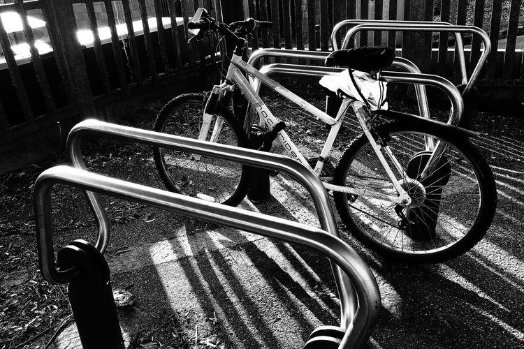 Bike Black And