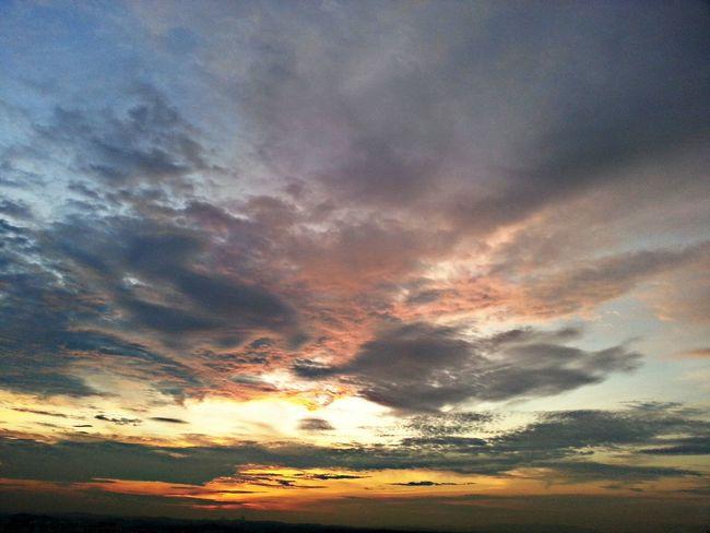 Sunset 010814 Sunset Cloud And Sky Beautiful Clouds Popular Photos