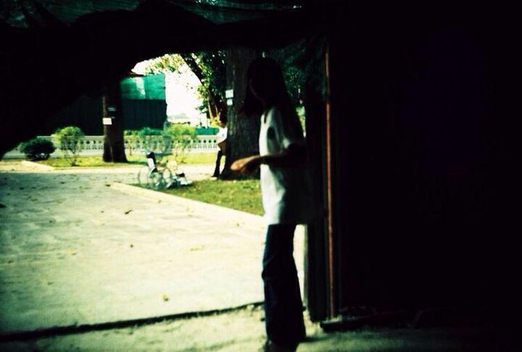 Filmcamera Filmphoto Smena 8m People Shade Light And Shadow Silhouette