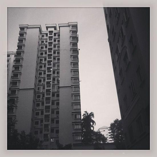 Skyscraper Morning Semangat baru