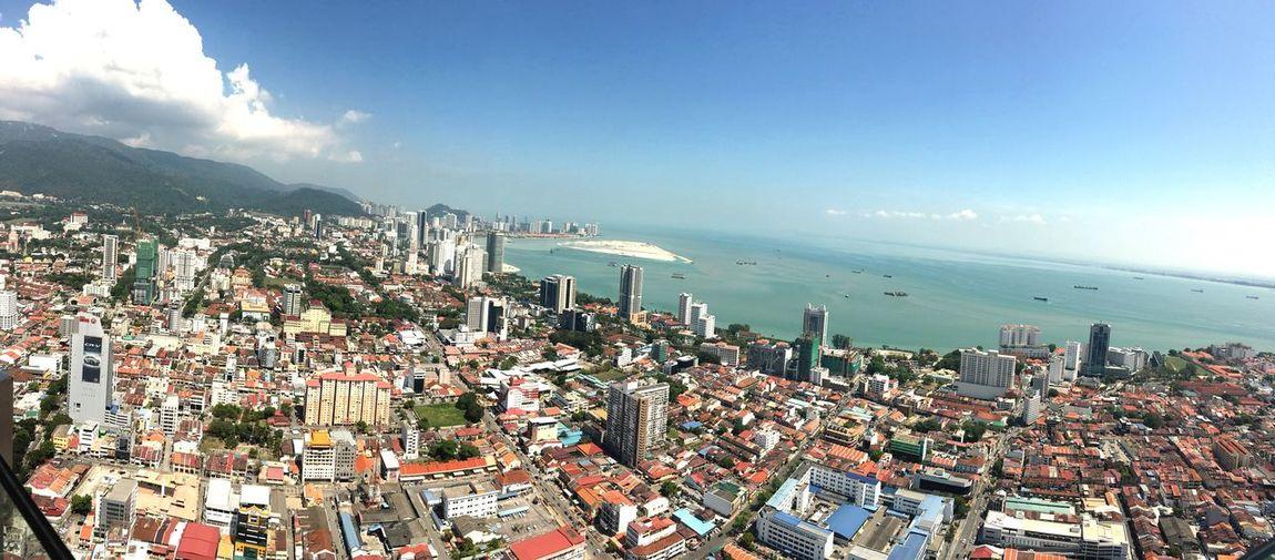 Top View Penang