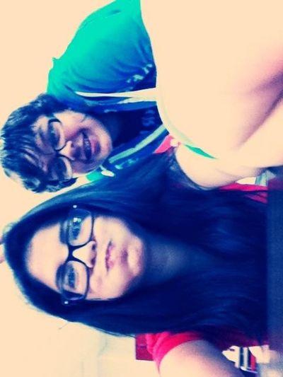 Me And Gio ^.^