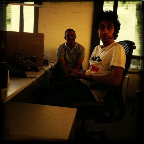 Talal and Azoz