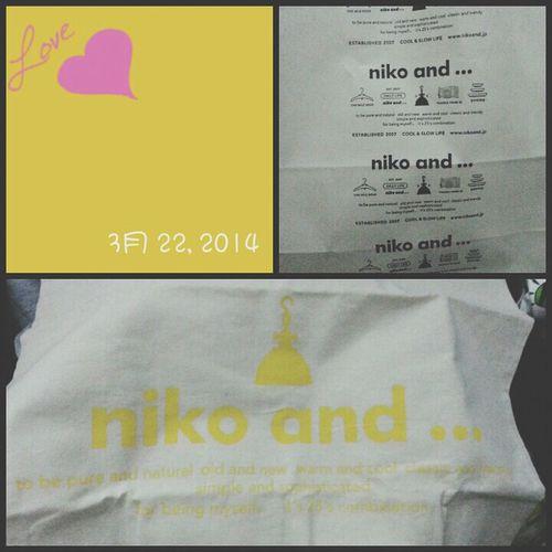 Niko And... Bag HongKong
