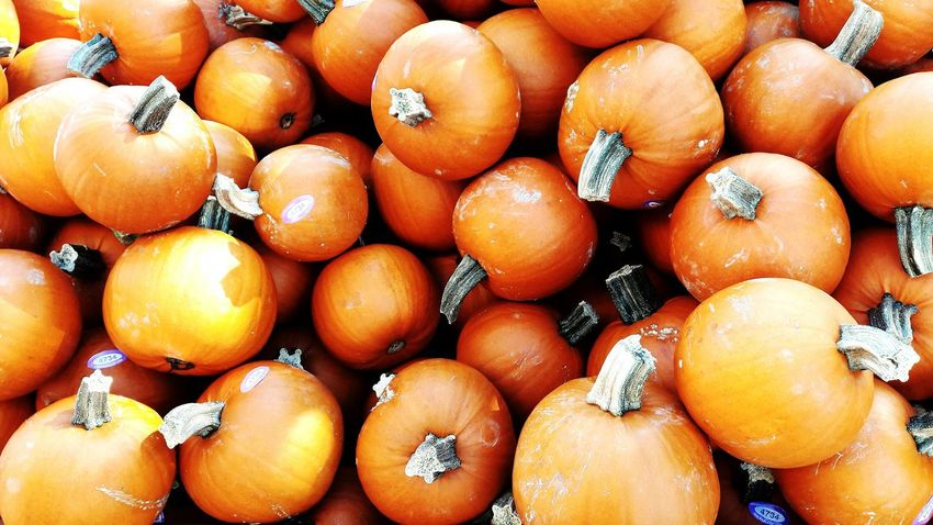 Pumpkins Healthy Eating Orange Color Vegetable No People Market Outdoors Close-up Day Food Healthy Lifestyle
