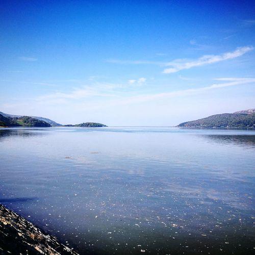 Water Lake Blue