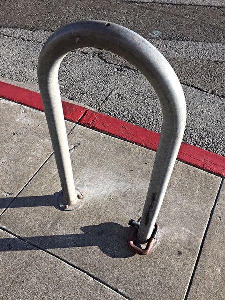 Bike Rack Walking Around Iphone 6