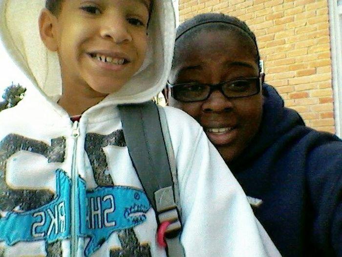 Lil Bro & I
