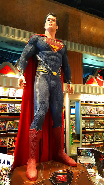 Adult Arts Culture And Entertainment Confidence  Disney Full Length Indoors  King - Royal Person Man Of Steel Men One Man Only One Person People Period Costume Portrait Red Stage Theater Standing Superman