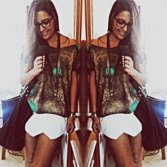 Outfit #OOTD Double Trouble Girls Night Out
