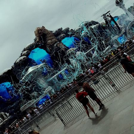 Tomorrowland 2018 Tomorrowland Architecture Building Exterior Sky Outdoors