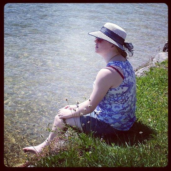 Urlaub im tiefsten Oberbayern Chiemsee Twinklinstar Sommer2014 juni unterwegs littlesister besuch @chrissi_braun