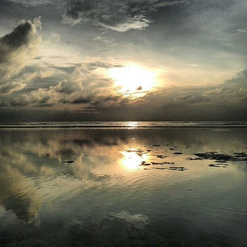 Heaven on Earth Sunset Reflection Karimun INDONESIA Keprifoto Teamsukasuka Cloudporn