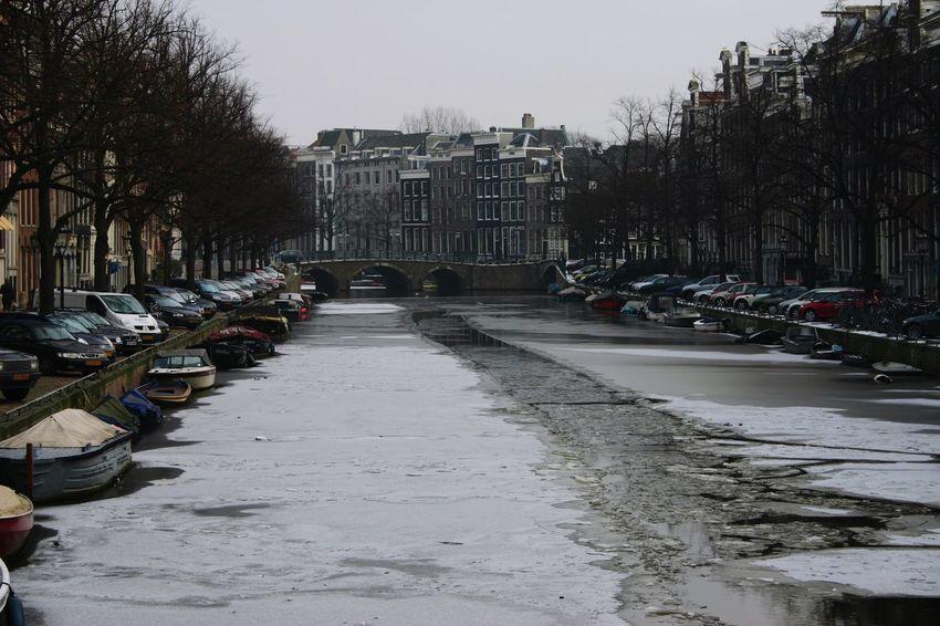 Amsterdam I Love Amsterdam Ponte Bridge