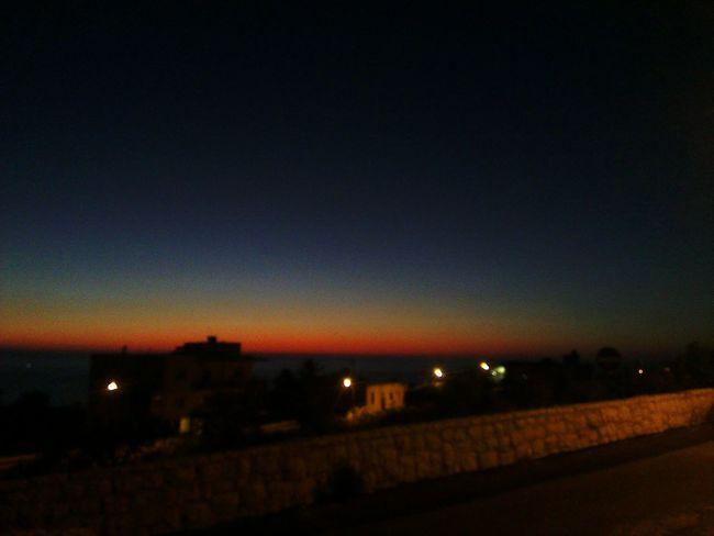 Sunset No Filter Melancholic Landscapes