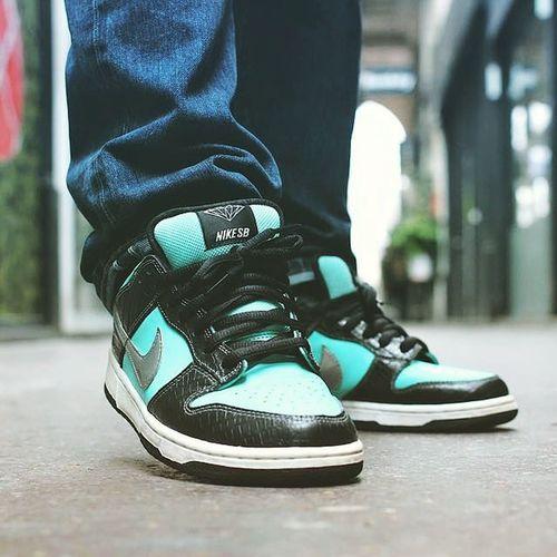 Nike SB Dunk Low Tiffany @nike