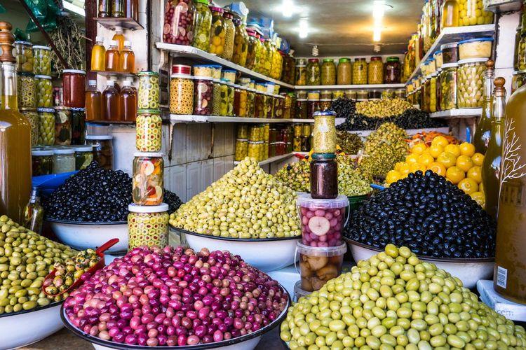 Olives & Olives