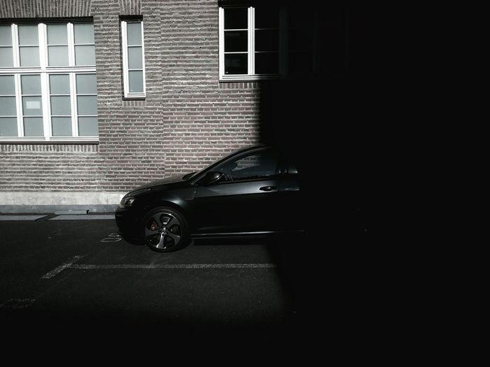 Car Darkness