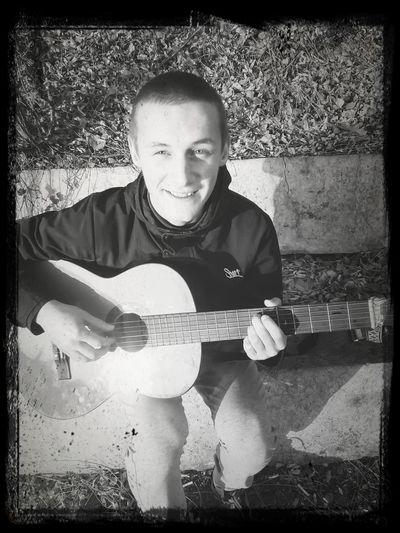 my guitar))
