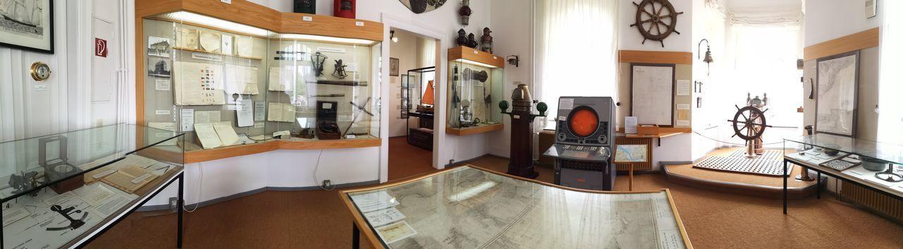 Panoramablick im Museum Museum Schiffahrt Schiffahrtmuseum Panorama View Tradition Kultur Ostfriesland Ostfriesland Kultur Indoors  No People Panoramic