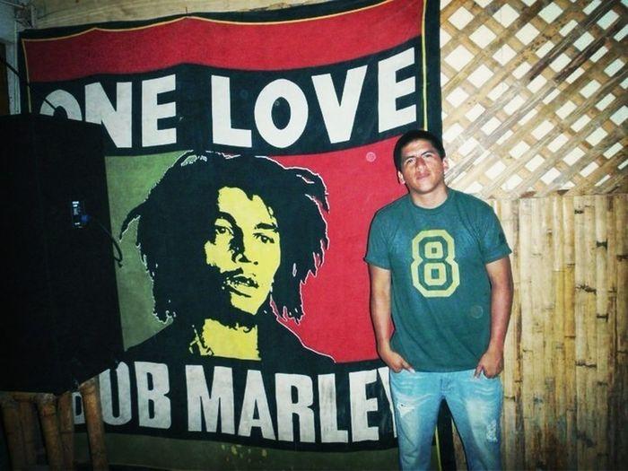 """Disfrutamos del #caribe #peruano """"Máncora Beach"""" #surf #bobmarley"""